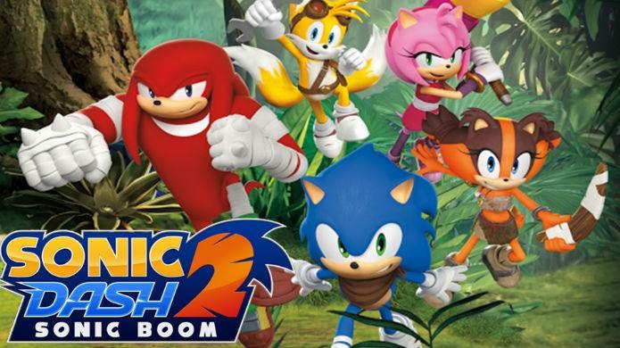 Sonic Dash 2 piorou quase todas as ideias do seu precursor (Foto: Divulgação/SEGA)