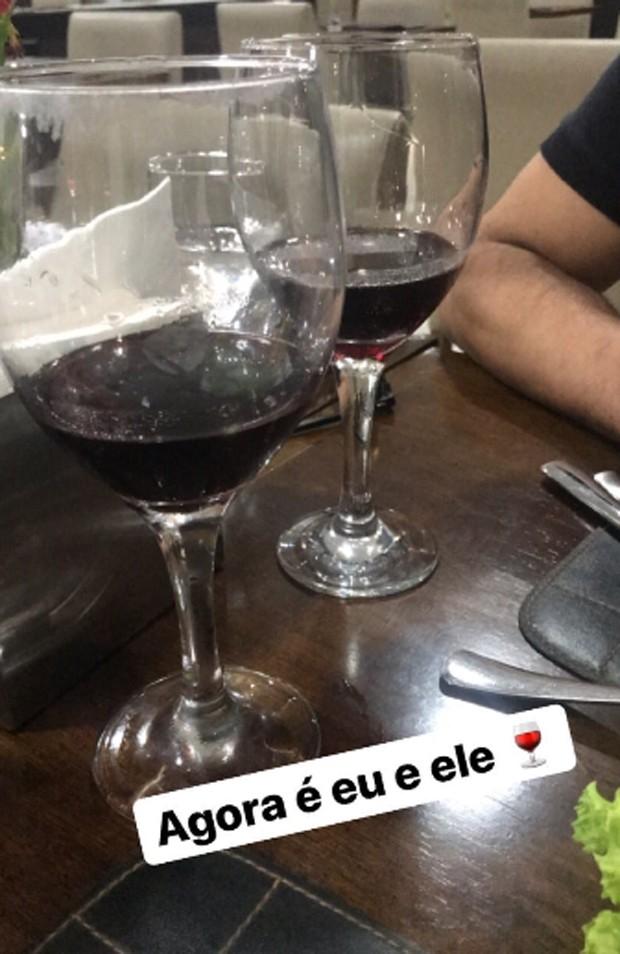 Foto postada por Graciele Lacerda (Foto: Reprodução/Instagram)