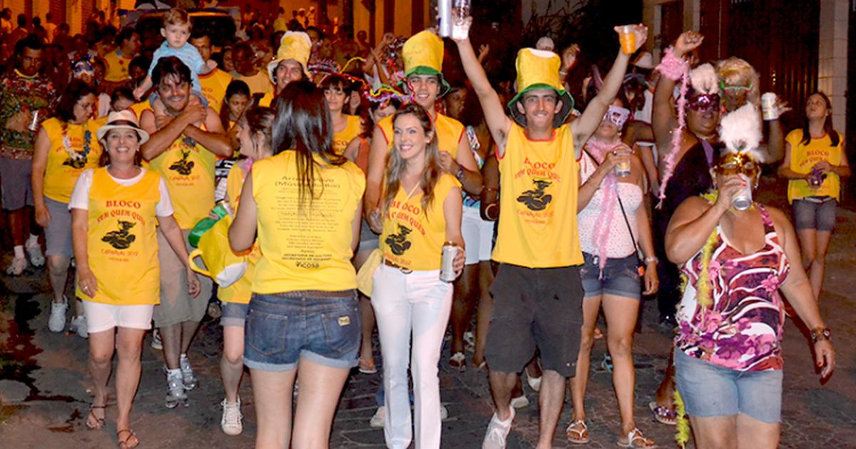 Programação de carnaval em Viçosa conta com blocos, shows e ... - Globo.com