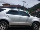 Dupla é detida em Teresópolis após roubar carro e salão em Friburgo, RJ