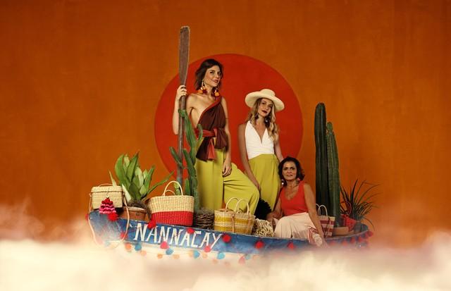 Mary Zander, Maria Pellegrino e Ana Paula Ramos (Foto: Divulgação)