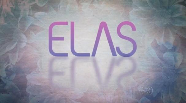 Série 'Elas' estreia no Jornal Anhanguera 1ª edição. (Foto: TV Anhanguera)