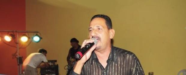 O cantor alagoano Odivar Santos, autor de 'Eu não sou o kara' (Foto: Arquivo pessoal)