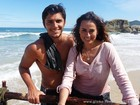 Dani Escobar revela que já abriu mão de um relacionamento por causa do filho