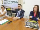Mais de 200 delegados decidem não realizar plantões extras em PE