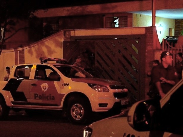 Idoso foi morto a tiros dentro de casa em Sorocaba (Foto: Eric Mantuan/G1)