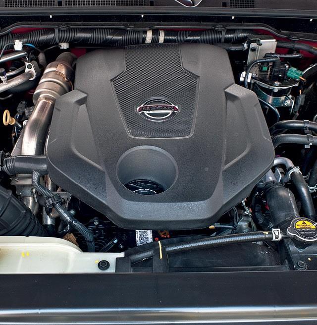 Nissan Frontier 2.3 SE: Quando menos é menos mesmo N6