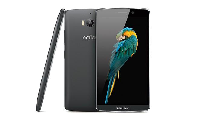 Neffos C5 Max tem preço de R$ 999 com câmera de 13 megapixels e 16 GB internos (Foto: Divulgação/Neffos)