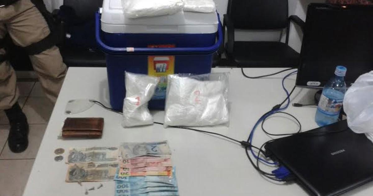 PRF apreende dois quilos de cocaína do tipo 'brilho', em Ji-Paraná ... - Globo.com