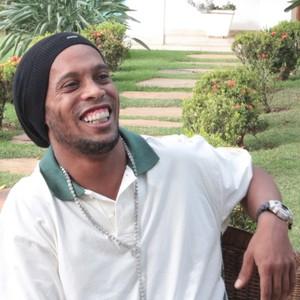 Ronaldinho Gaúcho (Foto: Maurício Paulucci / Globoesporte.com)