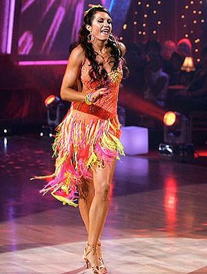 Misty May vôlei de praia no programa de dança Dancing with the stars (Foto: Reprodução / ABC.com)