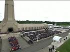Alemães e franceses lembram os cem anos da Batalha de Verdun