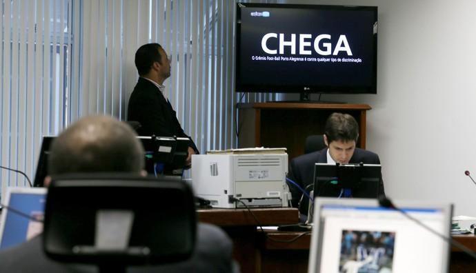 julgamento grêmio  (Foto: Fábio Mottaa/Agência Estado)