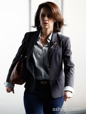 Susana Ribeiro vive personagem vingativa em Geração Brasil (Foto: Inácio Moraes/TV Globo)