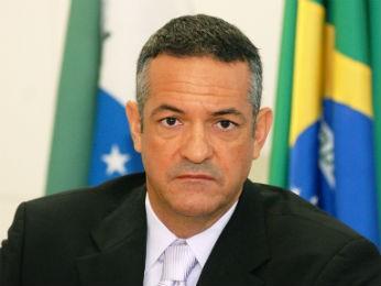 Cid vasques assume a Secretaria de Segurança (Foto: Divulgação/AENotícias)