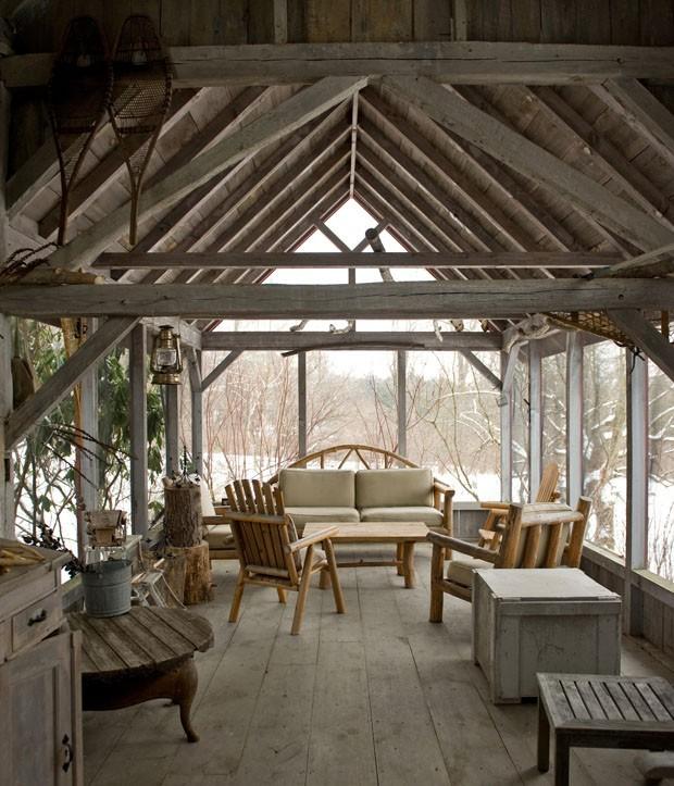 15 casas de campo para inspirar a decora o casa vogue - Casas de campo restauradas ...