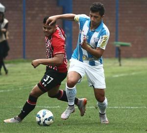 Renan Oliveira Avaí x São Paulo  (Foto: Jamira Furlani/Avaí FC)