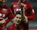 Conca faz um e dá passe para vitória de sua equipe no clássico de Xangai