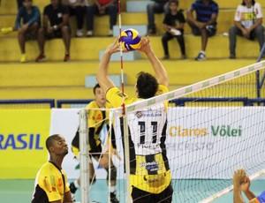vôlei volta redonda campinas superliga masculina (Foto: Alexandre Arruda/CBV)