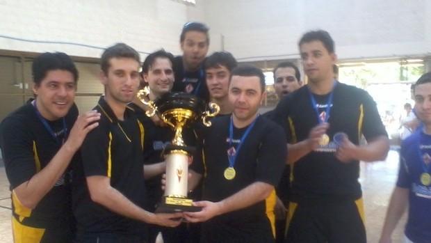 Copa TI de Futsal em Uberlândia (Foto: Divulgação/Copa Ti de Futsal)