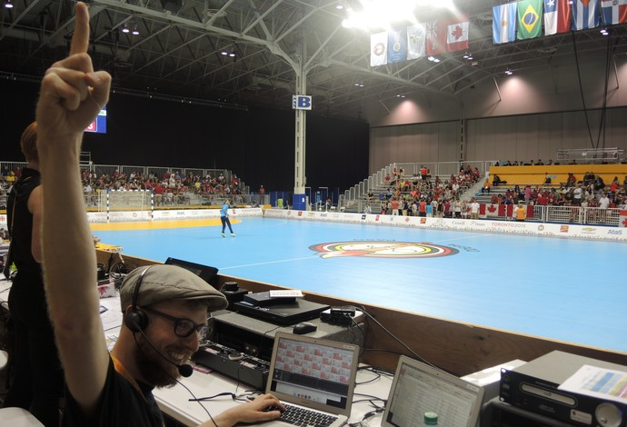 DJ, Jogos Pan-Americanos, Toronto 2015 (Foto: GloboEsporte.com)