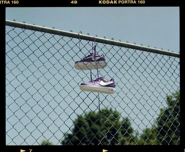 Os novos Nike AF-1 Low NBA (Foto: Divulgação)