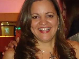 Clicia Regina Alcantara foi agredida e morta dentro de casa espírito santo (Foto: Arquivo Pessoal)