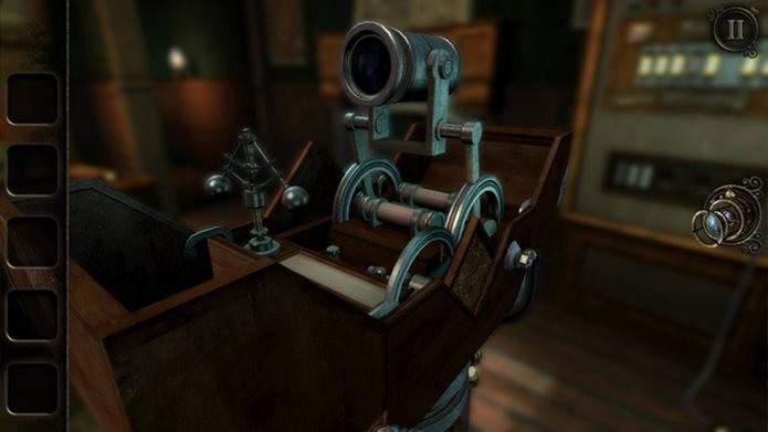 The Room 3 é um dos melhores jogos de 2015 para iPhone e iPad (Foto: Divulgação / Fireproof Games)