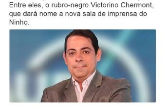 Fla batizará nova sala de imprensa com nome de Victorino Chermont