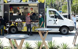 Integre seu Food Truck à cidade