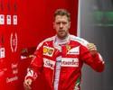 """Rei das reclamações, Vettel protesta contra Alonso em treino livre: """"Idiota"""""""