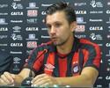 """Paulo André vê Atlético-PR preparado e elogia reforços: """"São realidades"""""""