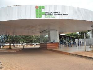 IFTO de Palmas está com vagas para professores substitutos (Foto: Eliane Vieira/Ascom IFTO)