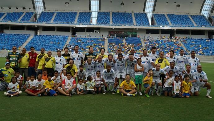 ABC masters - Arena das Dunas (Foto: Augusto Gomes/GloboEsporte.com)