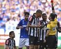 """Robinho destaca valentia do Galo, e Rocha critica árbitro: """"Foi muito ruim"""""""