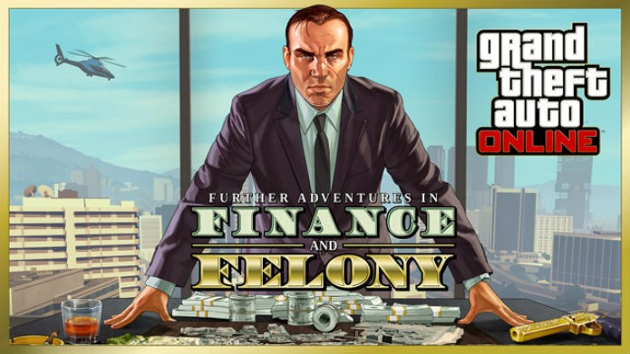 a41655f52 Atualização de GTA Online permite criar o próprio império do crime ...