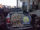 PRF prende homens que tentavam voltar com maconha para o Brasil