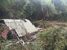Cheia de rio provoca uma morte e queda de ponte no Noroeste do RS