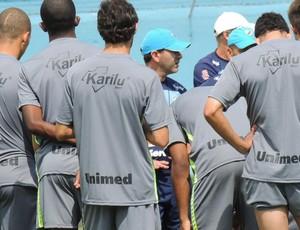 Londrina Treino (Foto: Divulgação/ Site oficial do Londrina)