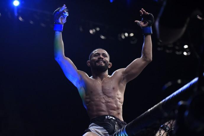 Deivesson Alcântara UFC 212 (Foto: André Durão)
