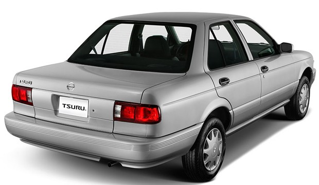 Nissan Tsuru (Foto: Divulgação)