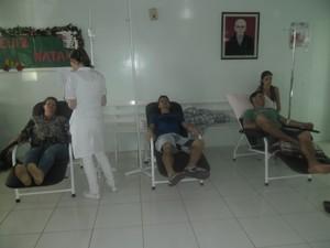 Sem medicamentos para atender o grande número de pacientes, Prefeitura decretou estado de calamidade pública (Foto: Jéssica Baptistella/Divulgação)