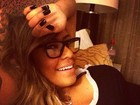 Depois de bater perna em Nova York, irmã de Neymar posta foto: 'Cansada'
