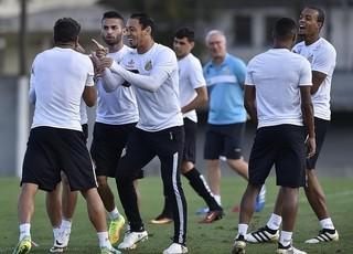 Treino do Santos, CT Rei Pelé (Foto: Ivan Storti/Santos FC)
