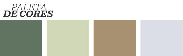 Décor do dia: quarto verde é minimalista, vintage e floral (Foto: reprodução)
