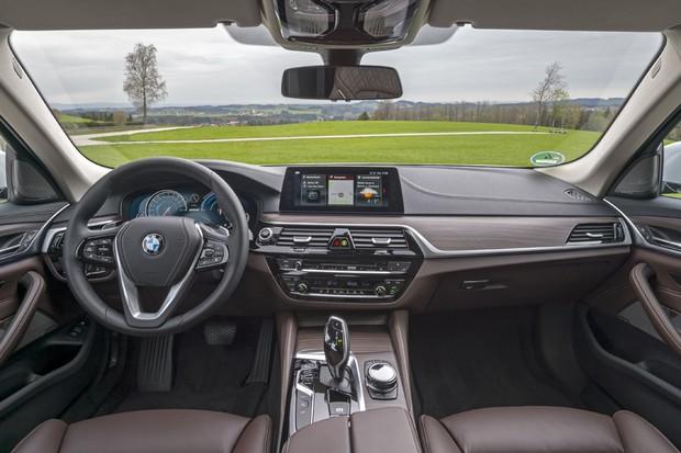 BMW 530e iPerformance (Foto: Divulgação)