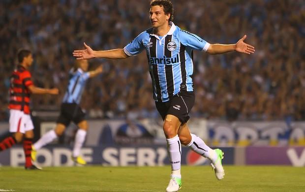 grêmio atlético-go elano (Foto: Lucas Uebel/Grêmio FBPA)