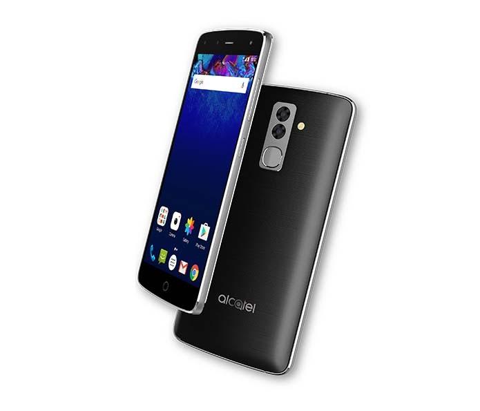 Alcatel Flash é o primeiro smartphone do mundo com quatro câmeras (Foto: Divulgação/Alcatel)