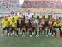 Com segundo tempo arrasador, Globo FC faz 5 a 0 no Galícia e lidera chave