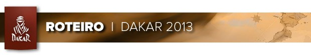 Roteiro_Header_DAKAR2013 (Foto: infoesporte)